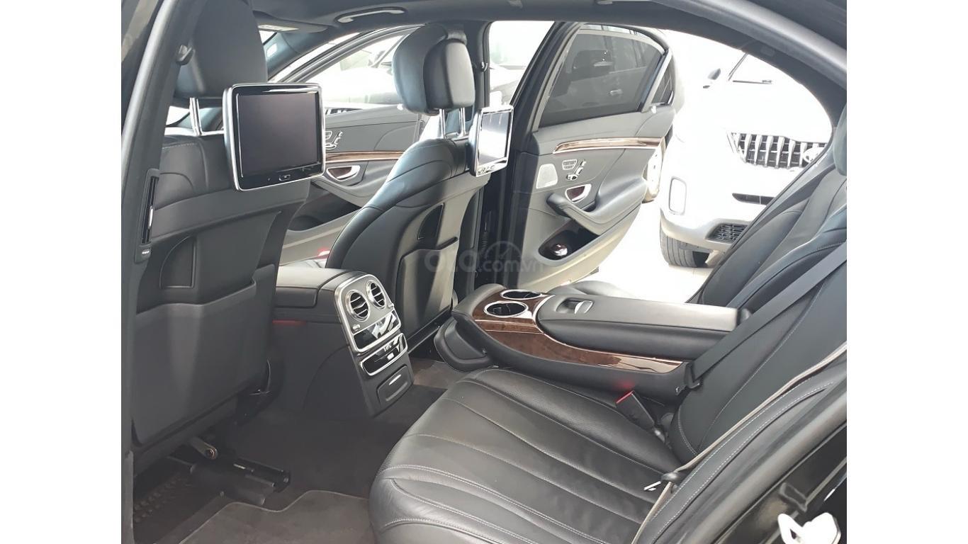 Cần bán xe Mercedes S400 2016, màu đen. Liên hệ 0985190491 Ms Ngọc (11)