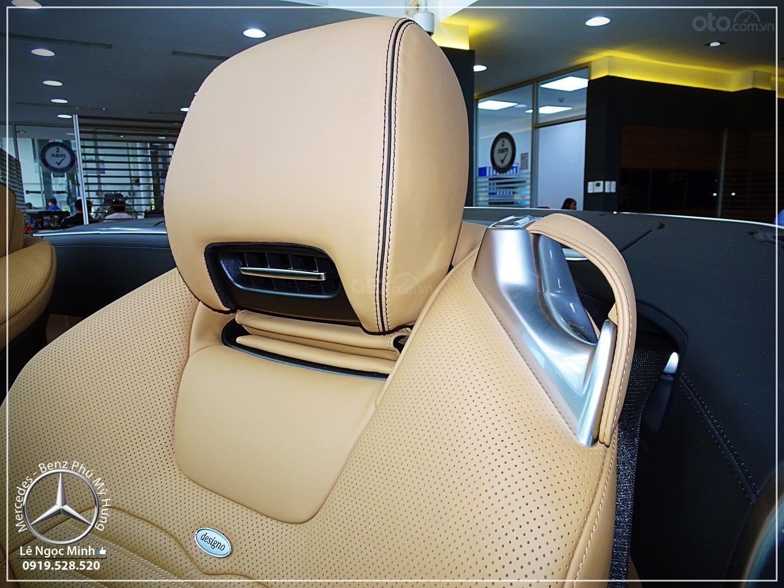 Mercedes-Benz SL 400 model 2020 - Xe thể thao mui trần 2 cửa- LH Đặt xe: 0919 528 520 - hỗ trợ Bank 80% (12)