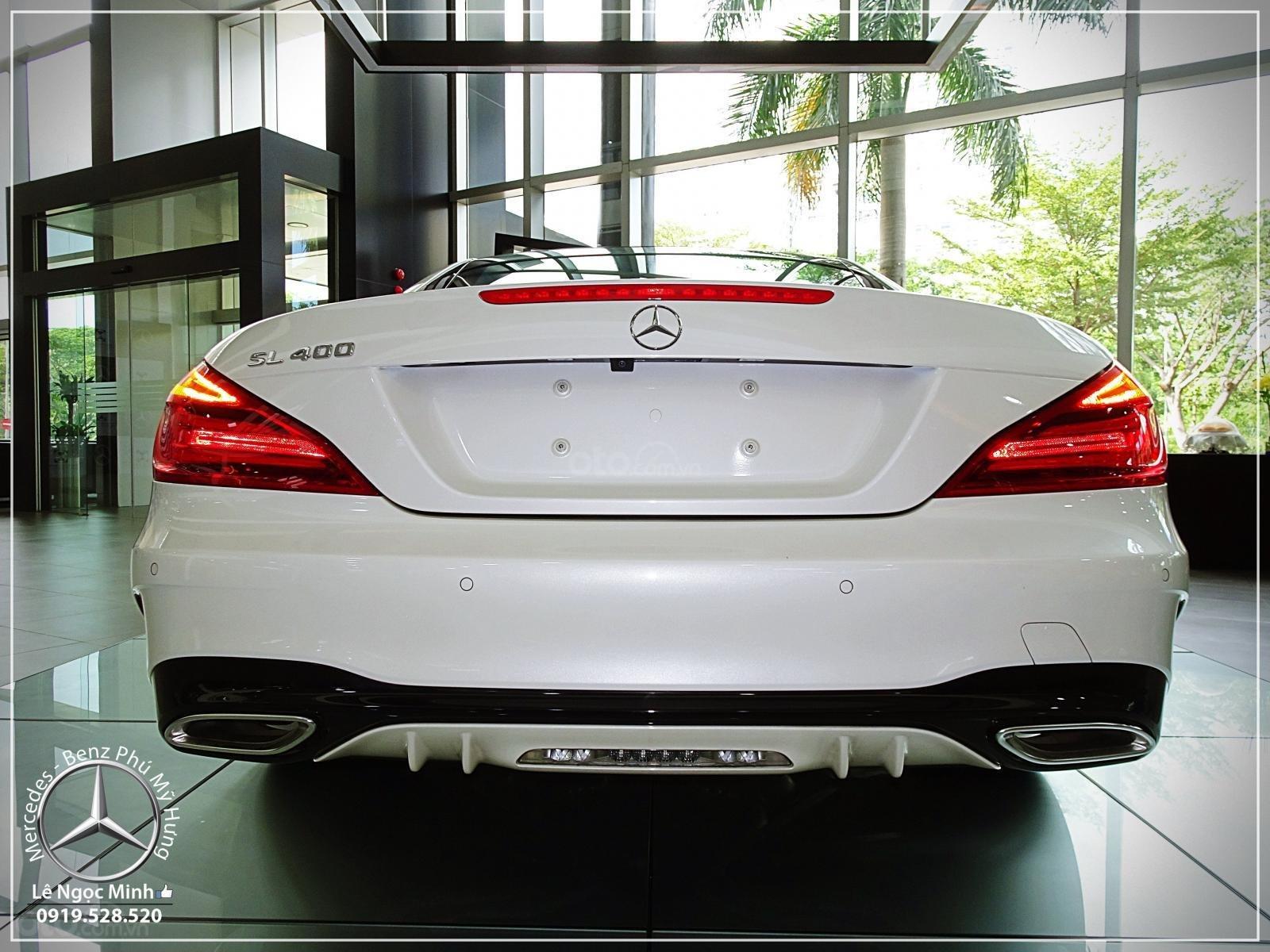 Mercedes-Benz SL 400 model 2020 - Xe thể thao mui trần 2 cửa- LH Đặt xe: 0919 528 520 - hỗ trợ Bank 80% (7)