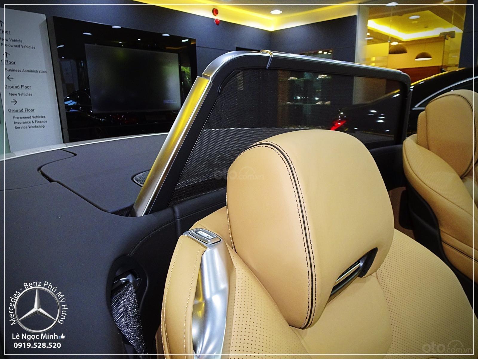 Mercedes-Benz SL 400 model 2020 - Xe thể thao mui trần 2 cửa- LH Đặt xe: 0919 528 520 - hỗ trợ Bank 80% (23)