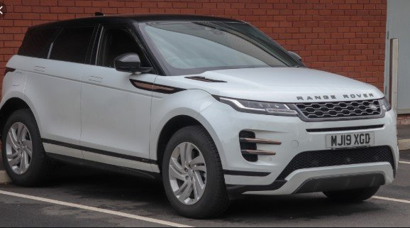 Land Rover Range Rover Evoque 2019 về Việt Nam có giá lăn bánh bao nhiêu?.