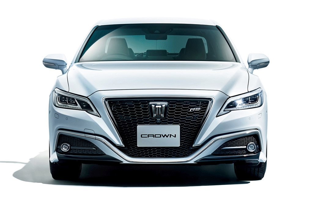 Xe Toyota Crown