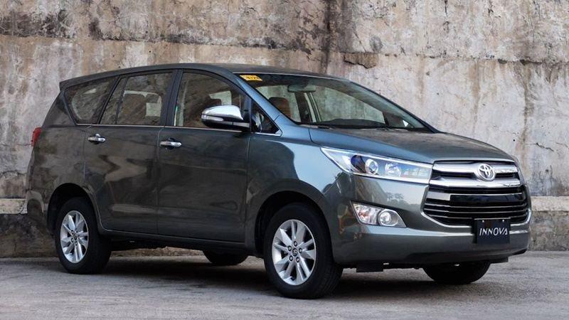 Xe Toyota Innova 2016
