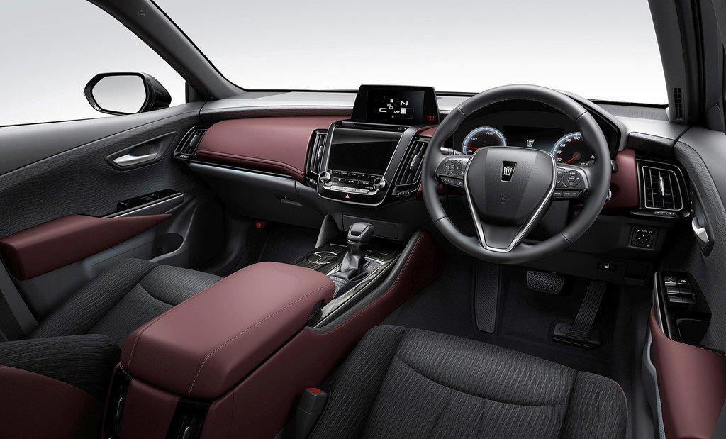 Giá xe Toyota Crown