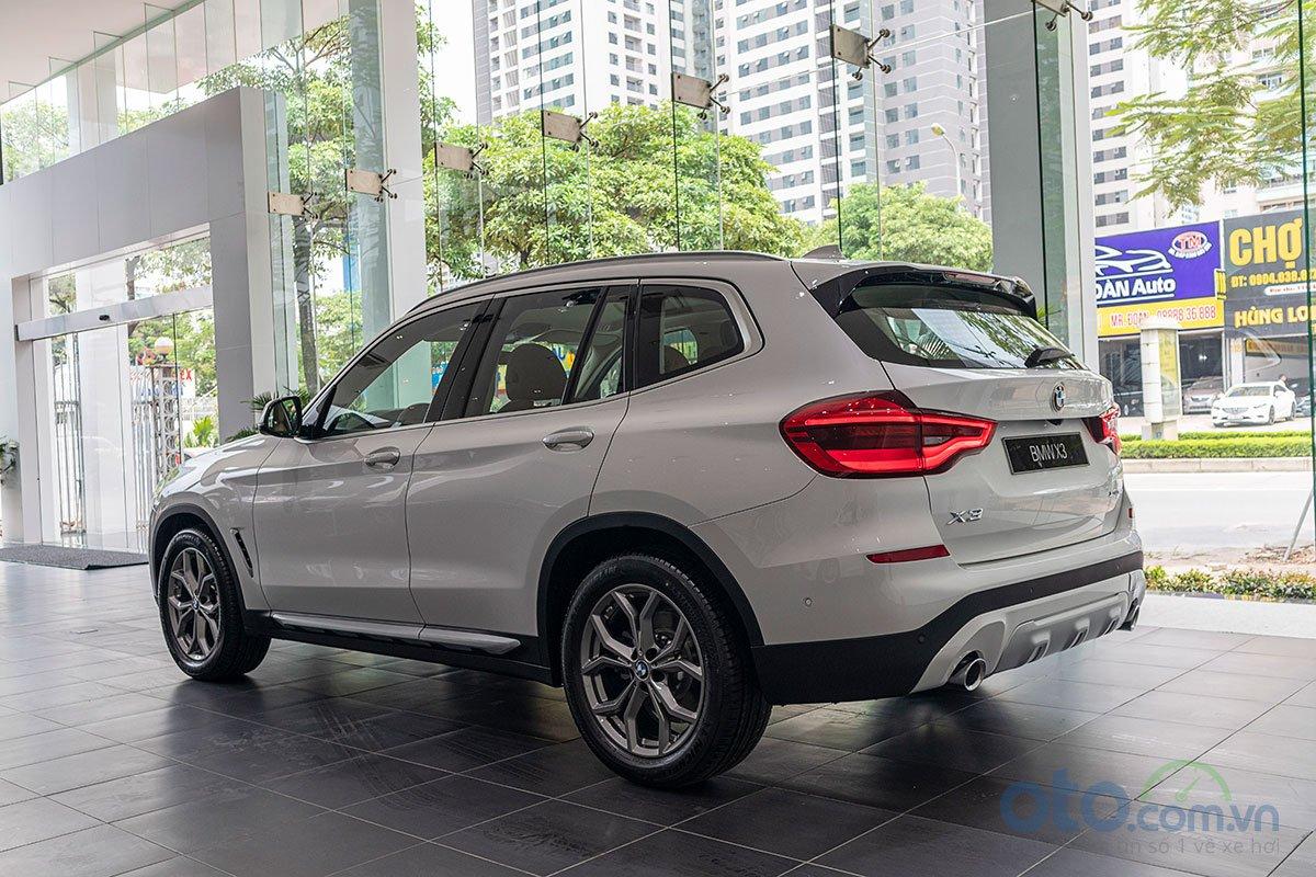 Đánh giá xe BMW X3 2019: Vận hành.