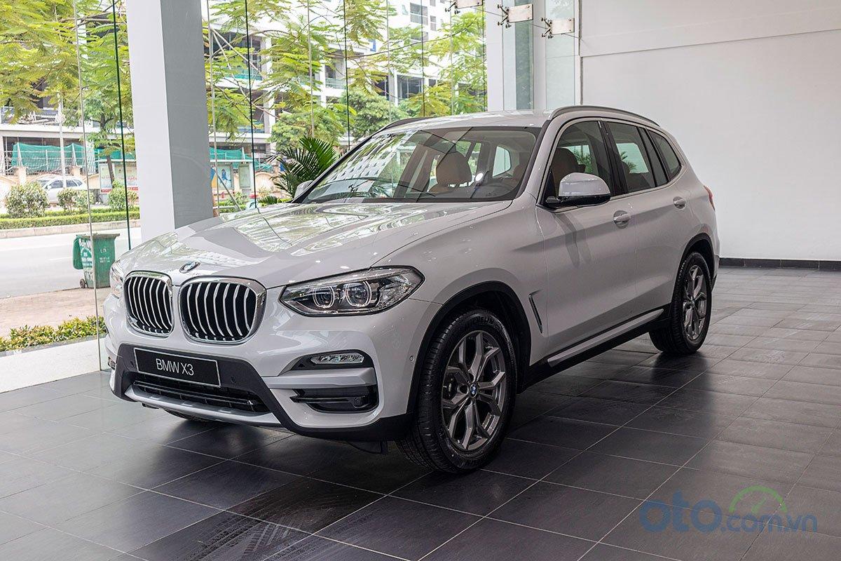 Đánh giá xe BMW X3 2019.