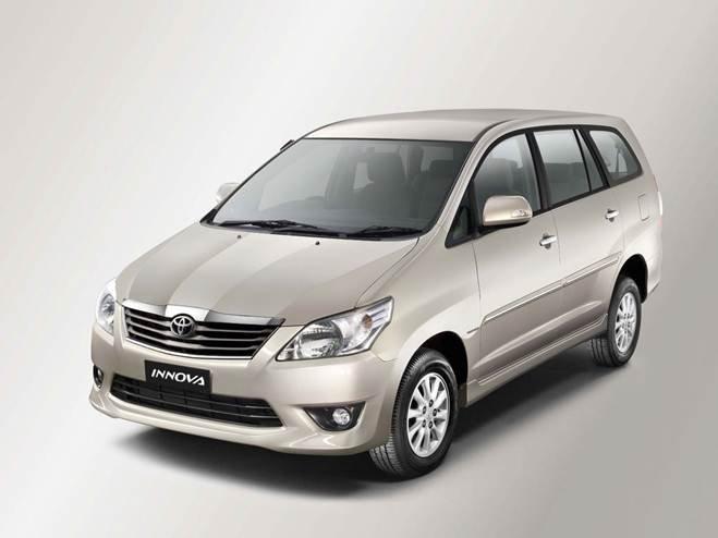 Đánh giá xe Toyota Innova 2015