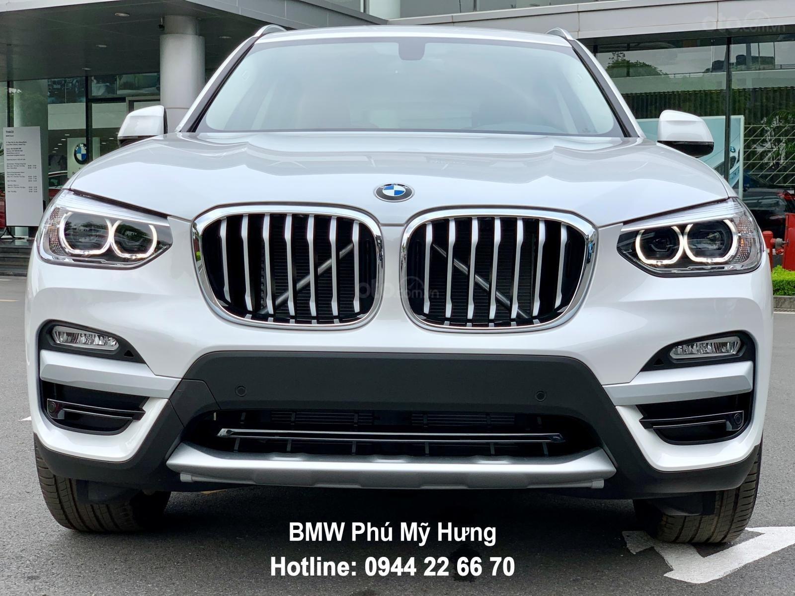 BMW X3 2019 miễn phí 3 năm bảo dưỡng, tặng bảo hiểm vật chất, đặt cọc sớm có xe giao ngay (1)