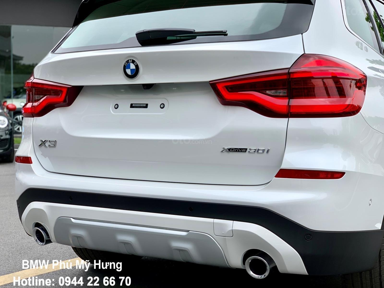 BMW X3 2019 miễn phí 3 năm bảo dưỡng, tặng bảo hiểm vật chất, đặt cọc sớm có xe giao ngay (4)