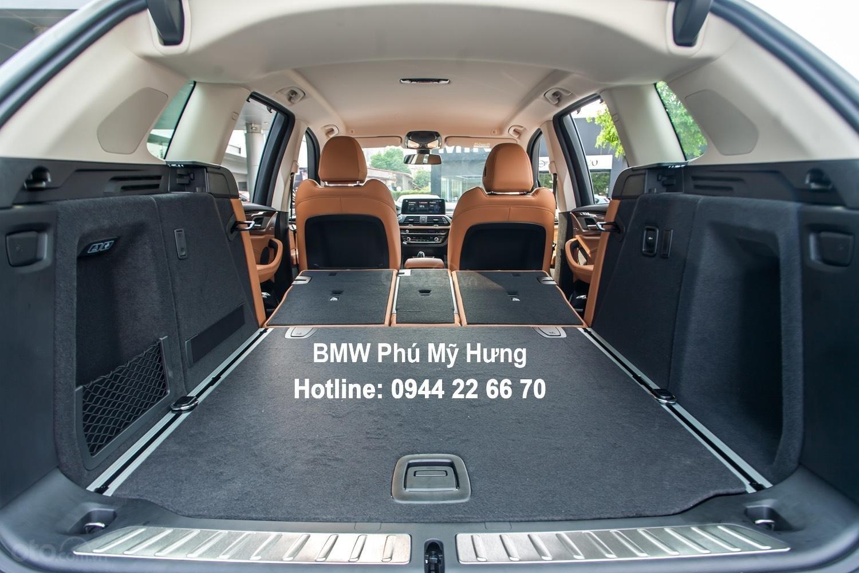 BMW X3 2019 miễn phí 3 năm bảo dưỡng, tặng bảo hiểm vật chất, đặt cọc sớm có xe giao ngay (11)