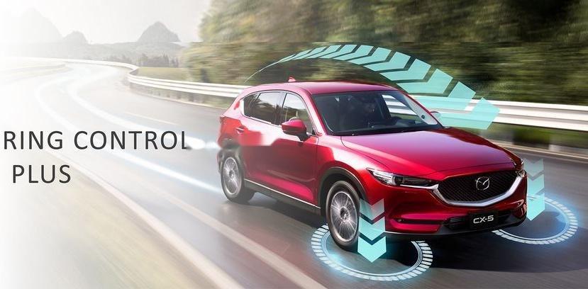 Bán xe Mazda CX 5 năm sản xuất 2019, màu đỏ-0