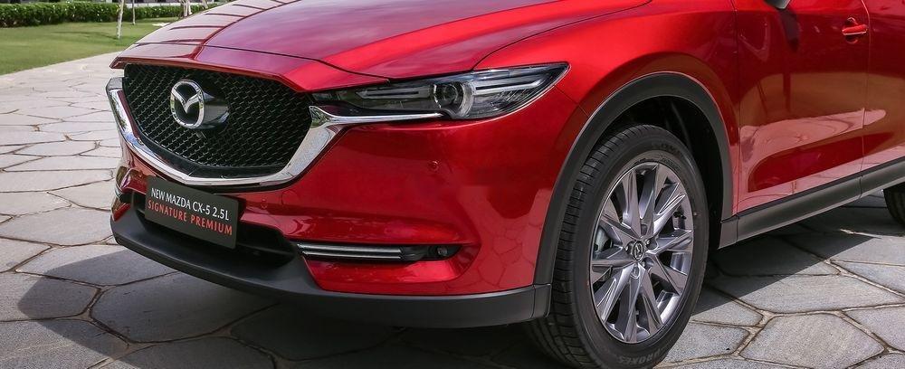 Bán xe Mazda CX 5 năm sản xuất 2019, màu đỏ-4