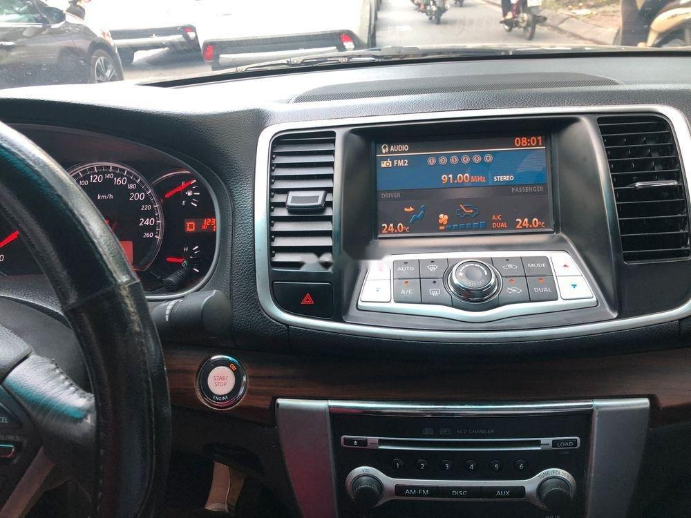Cần bán gấp Nissan Teana năm sản xuất 2010, màu đen, 480 triệu (5)