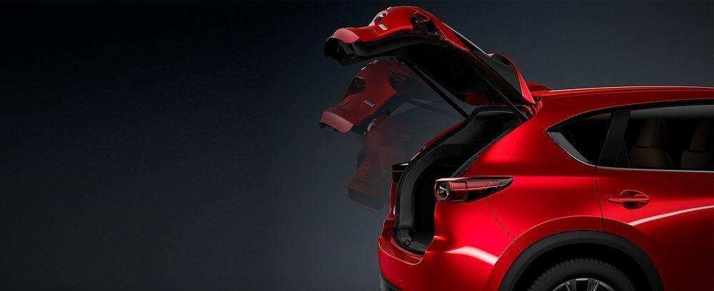 Bán xe Mazda CX 5 năm sản xuất 2019, màu đỏ-3