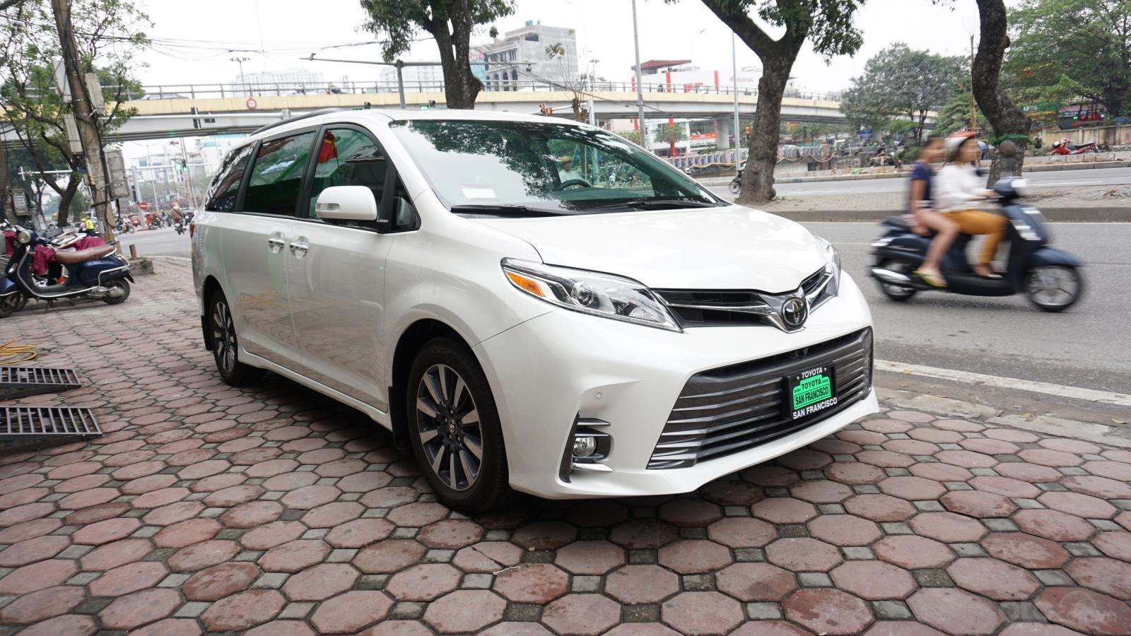 Bán Toyota Sienna Limited 1 cầu 2020 giao ngay, giá tốt nhất, LH 094.539.2468 Ms Hương (2)