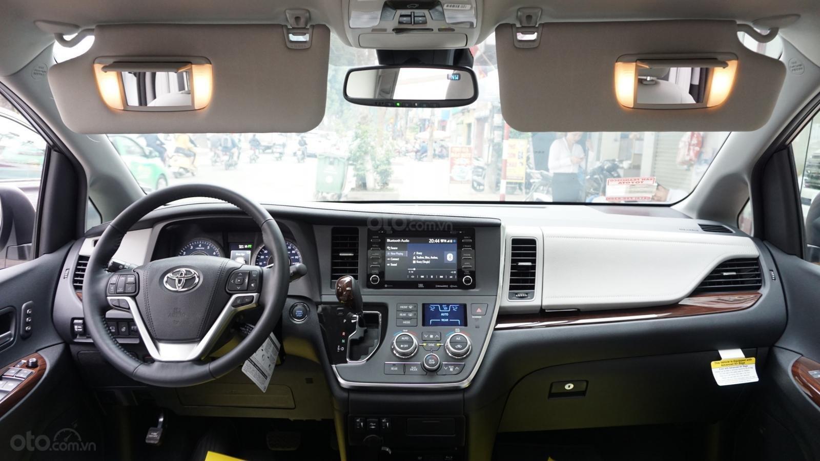 Bán Toyota Sienna Limited 1 cầu 2020 giao ngay, giá tốt nhất, LH 094.539.2468 Ms Hương (10)