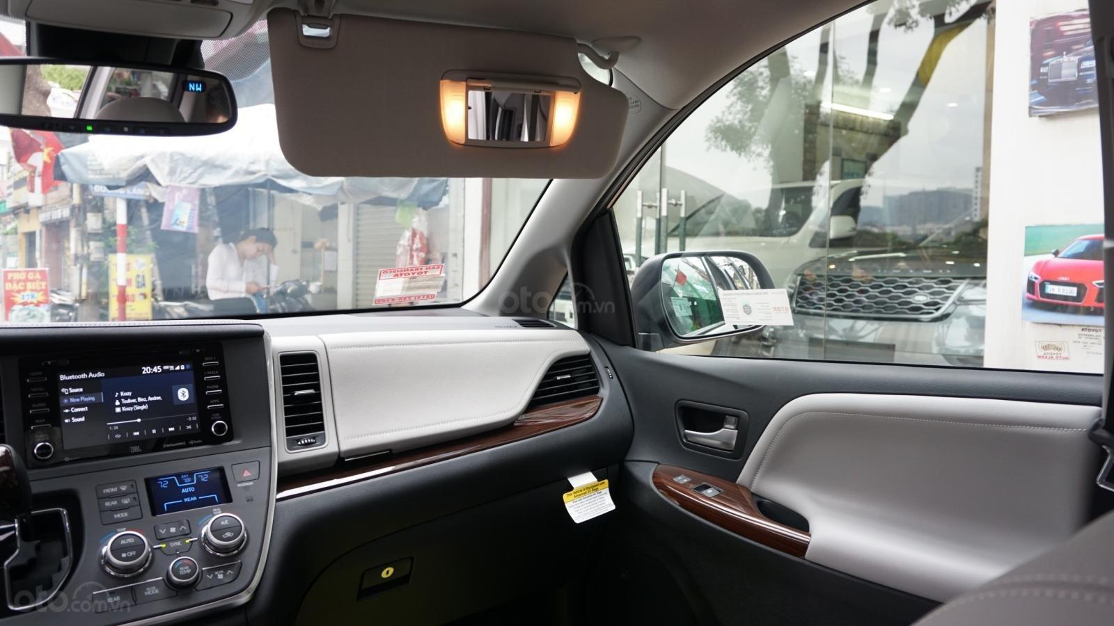 Bán Toyota Sienna Limited 1 cầu 2020 giao ngay, giá tốt nhất, LH 094.539.2468 Ms Hương (12)