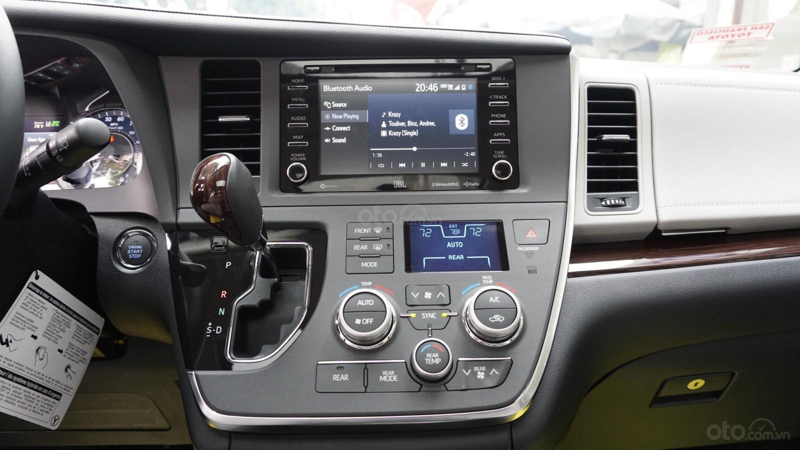 Bán Toyota Sienna Limited 1 cầu 2020 giao ngay, giá tốt nhất, LH 094.539.2468 Ms Hương (13)