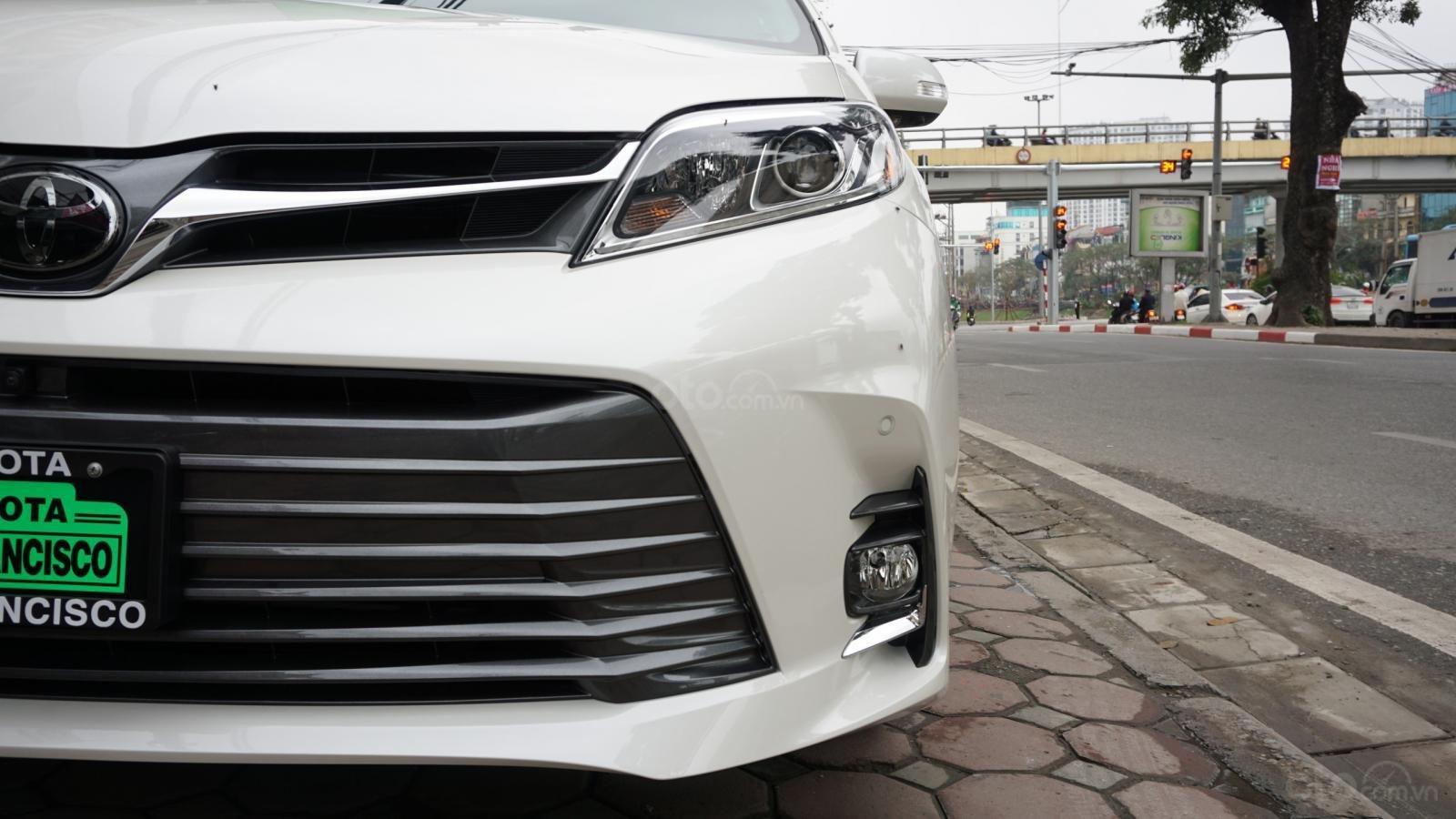 Bán Toyota Sienna Limited 1 cầu 2020 giao ngay, giá tốt nhất, LH 094.539.2468 Ms Hương (14)