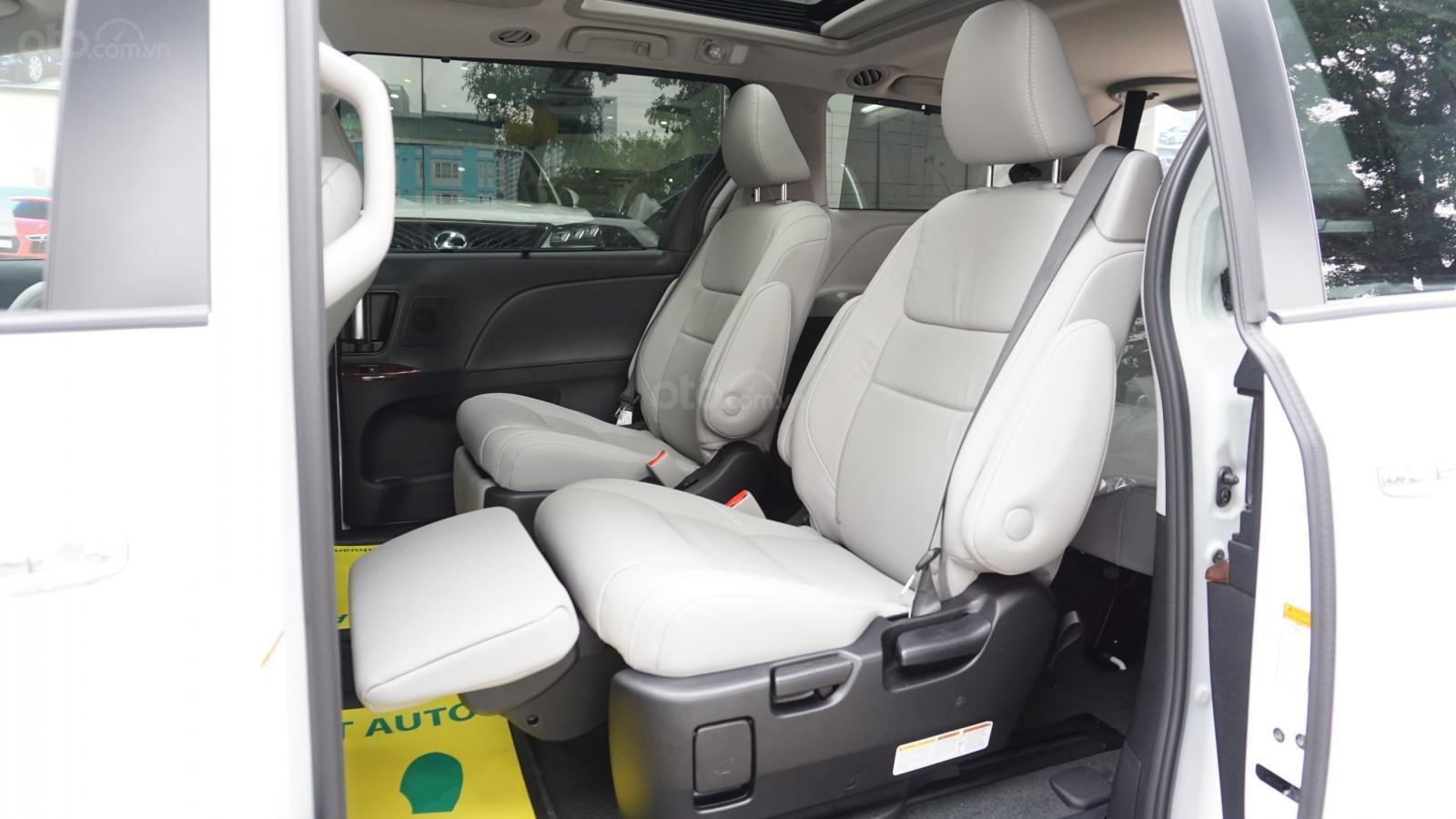 Bán Toyota Sienna Limited 1 cầu 2020 giao ngay, giá tốt nhất, LH 094.539.2468 Ms Hương (16)