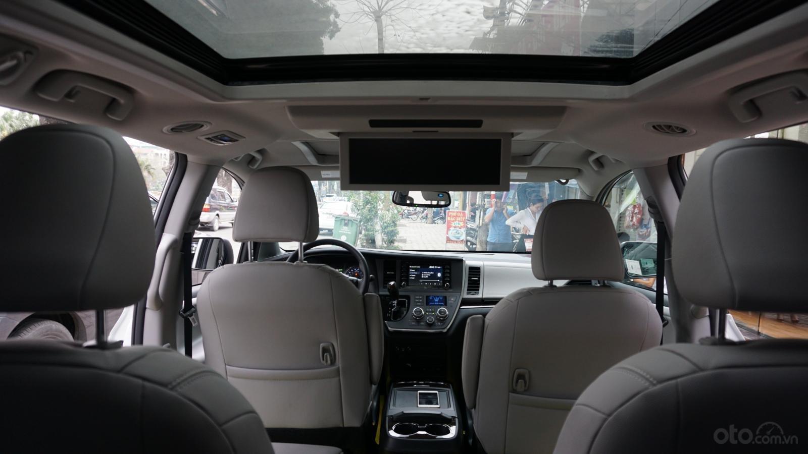 Bán Toyota Sienna Limited 1 cầu 2020 giao ngay, giá tốt nhất, LH 094.539.2468 Ms Hương (18)