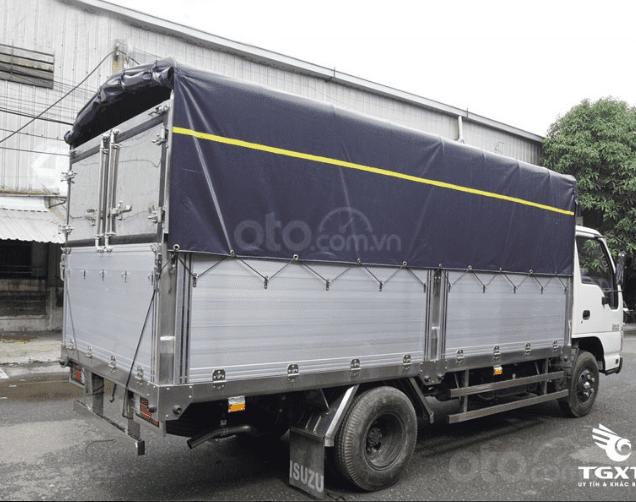 Bán xe tải Isuzu 1.9 tấn thùng mui bạt dài 3m5, xe mới 2019   QKRF 230 (4)