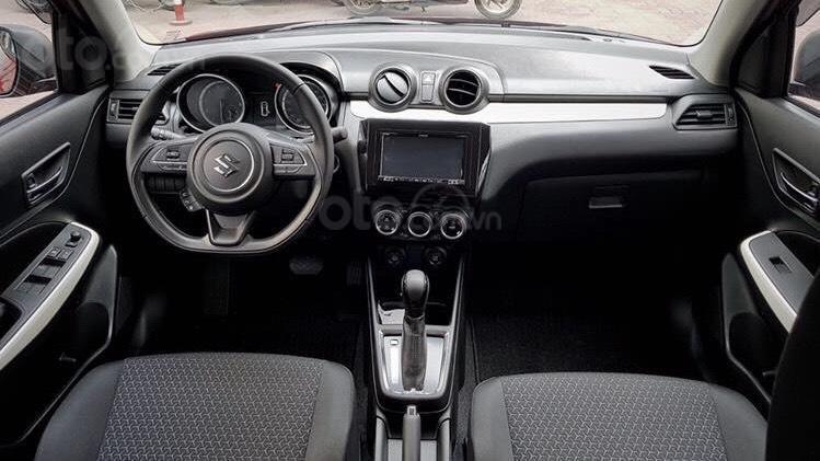 Bán xe Suzuki Swift GLX mới 100%, màu đỏ, nhập khẩu, 494 triệu, liên hệ 0911935188 (7)