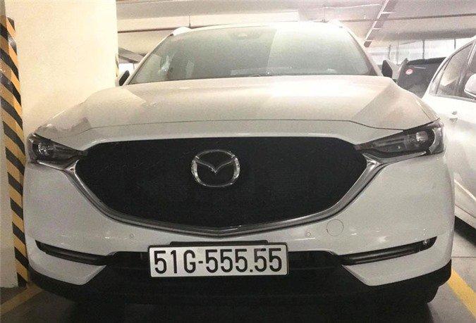 dàn xe Mazda có biển số vừa đẹp vừa độc tại Việt Nam 2.