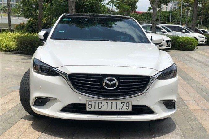 dàn xe Mazda có biển số vừa đẹp vừa độc tại Việt Nam 8.