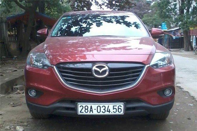 dàn xe Mazda có biển số vừa đẹp vừa độc tại Việt Nam 9.