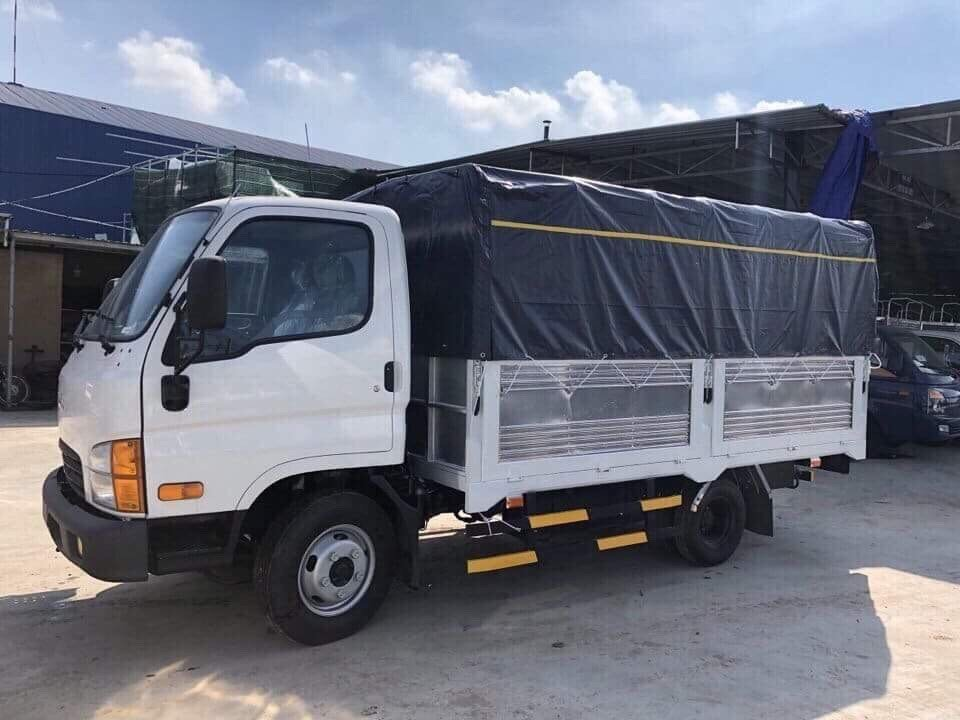 Giá xe tải 2.5 tấn - 5 tấn