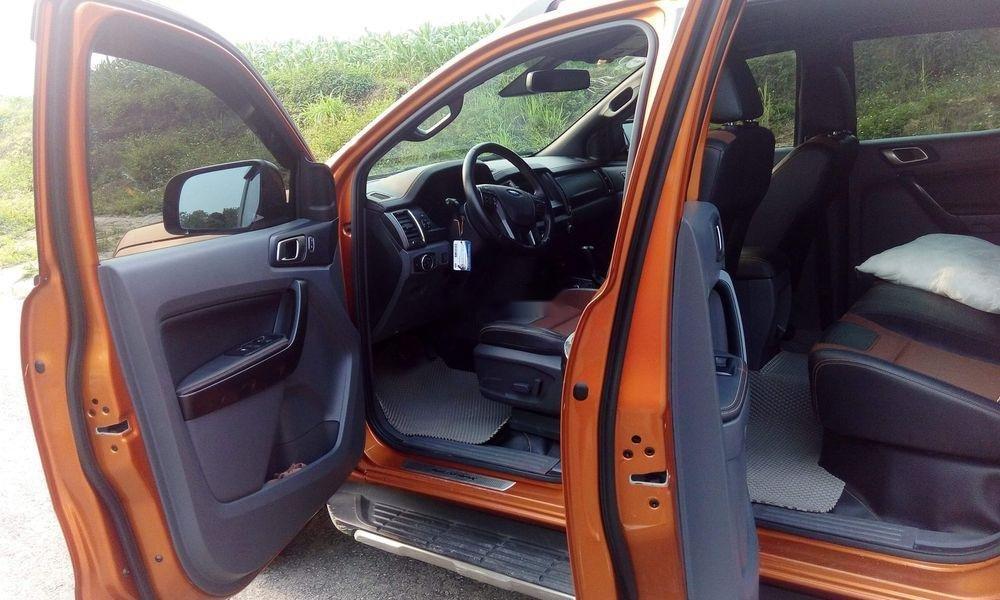 Cần bán gấp Ford Ranger đời 2017, xe nhập chính chủ, xe đẹp (3)