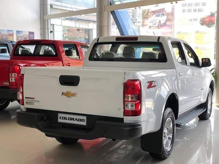 Bán Chevrolet Colorado đời 2019, màu trắng, xe nhập (5)