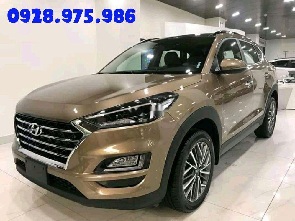 Cần bán xe Hyundai Tucson 2019, màu nâu (1)