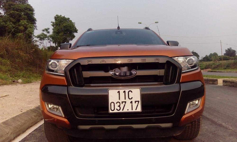 Cần bán gấp Ford Ranger đời 2017, xe nhập chính chủ, xe đẹp (4)