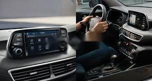Bán Hyundai Tucson năm sản xuất 2019, màu nâu, xe nhập-2