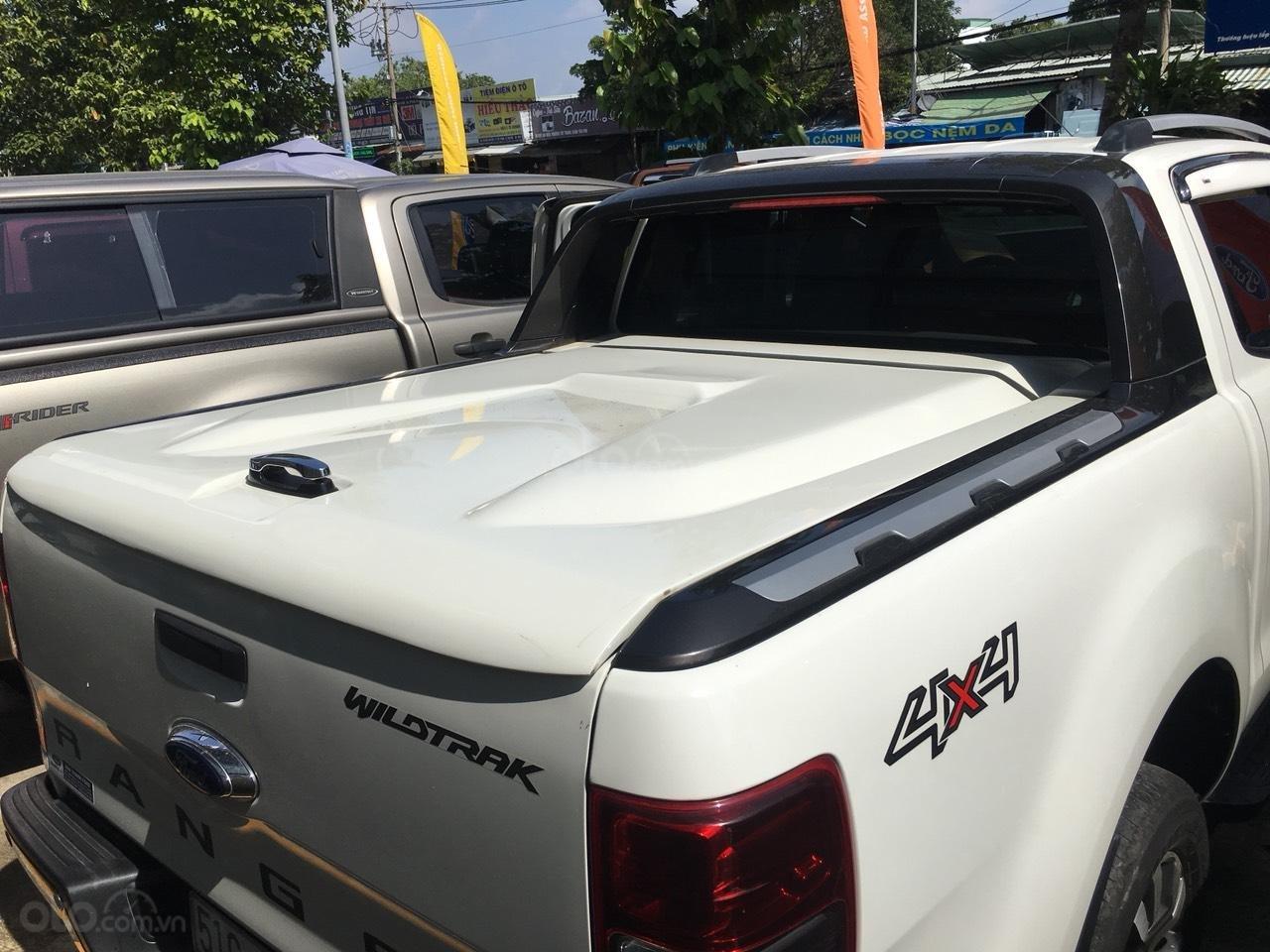Bán xe Ford Ranger Wildtrak 3.2L đời 2015, màu trắng, xe nhập, giá chỉ 720 triệu (2)