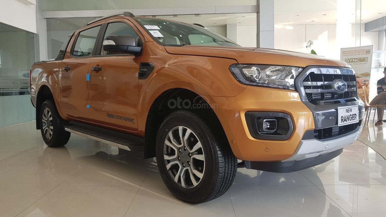Ford Hà Thành bán Ford Ranger Wildtrak 2.0 tubor kép đời 2019, nhập khẩu nguyên chiếc giá tốt nhất miền bắc-0