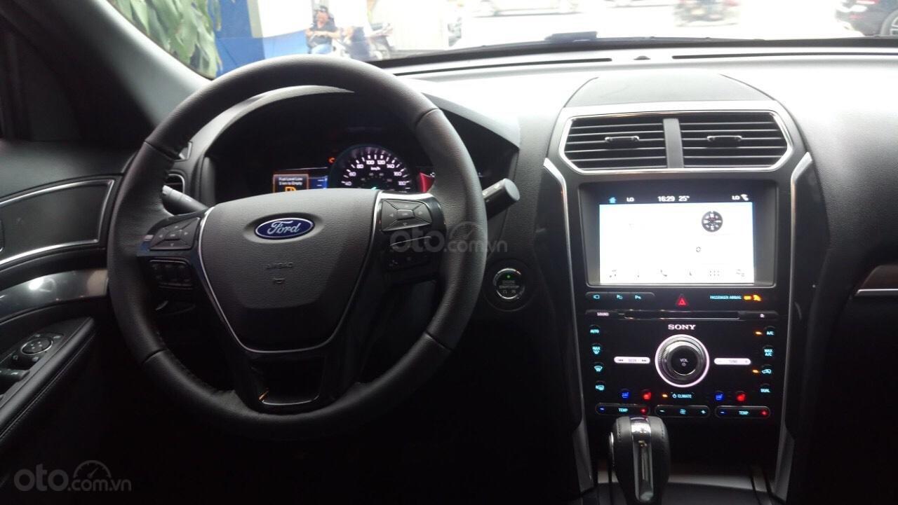 Cần bán xe Ford Explorer 2.3 Ecoboost năm sản xuất 2019, nhập khẩu nguyên chiếc, giá tốt. LH 0974286009 (5)