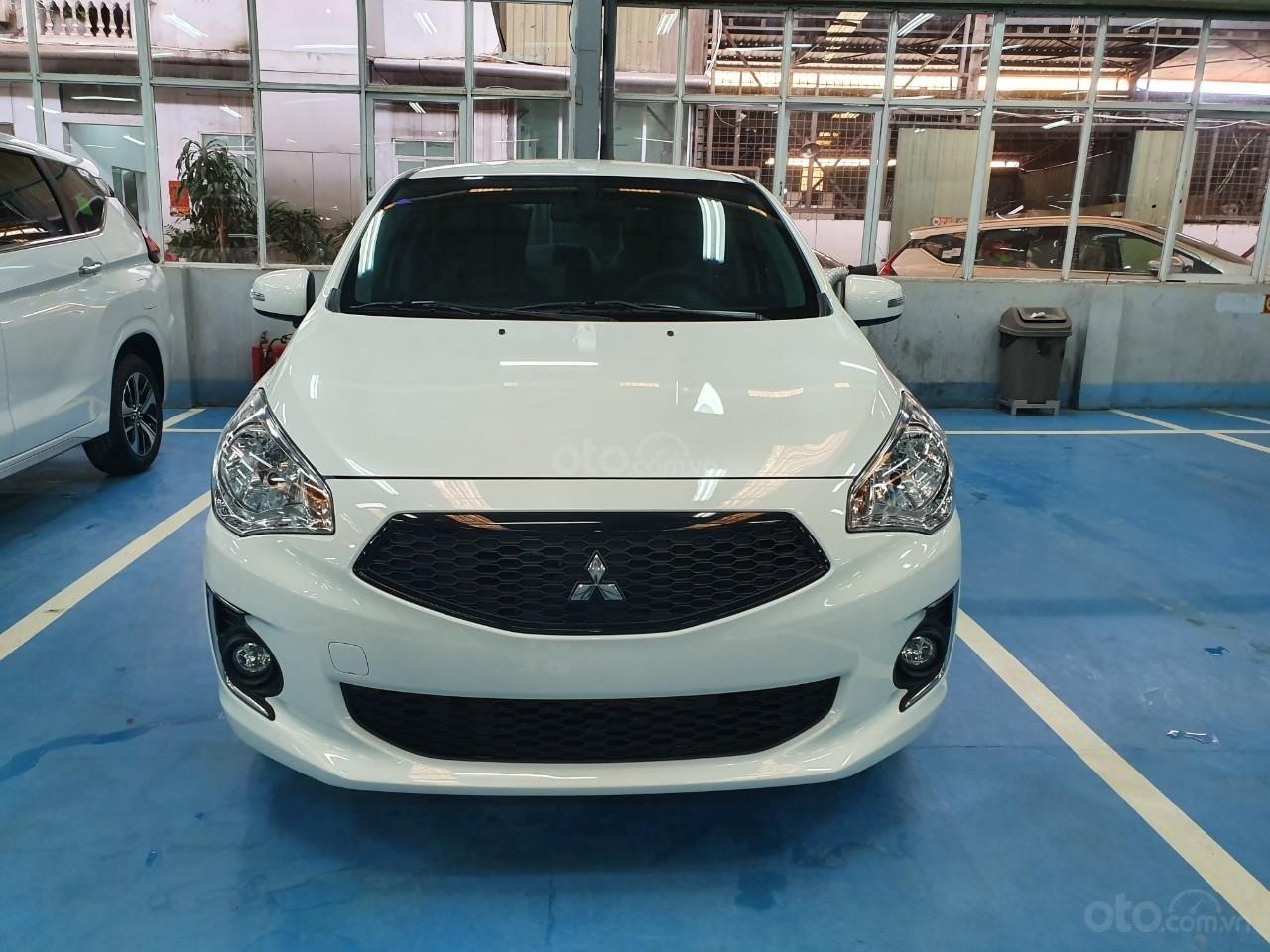 Bán xe Mitsubishi Attrage MT ECO năm sản xuất 2019, màu trắng, nhập khẩu (1)