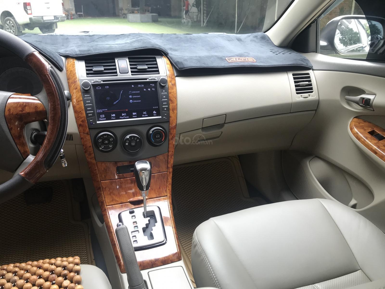 Bán Corolla 1.6L, tự động, sản xuất 2010, ĐK 12/2010, chinh chủ-7