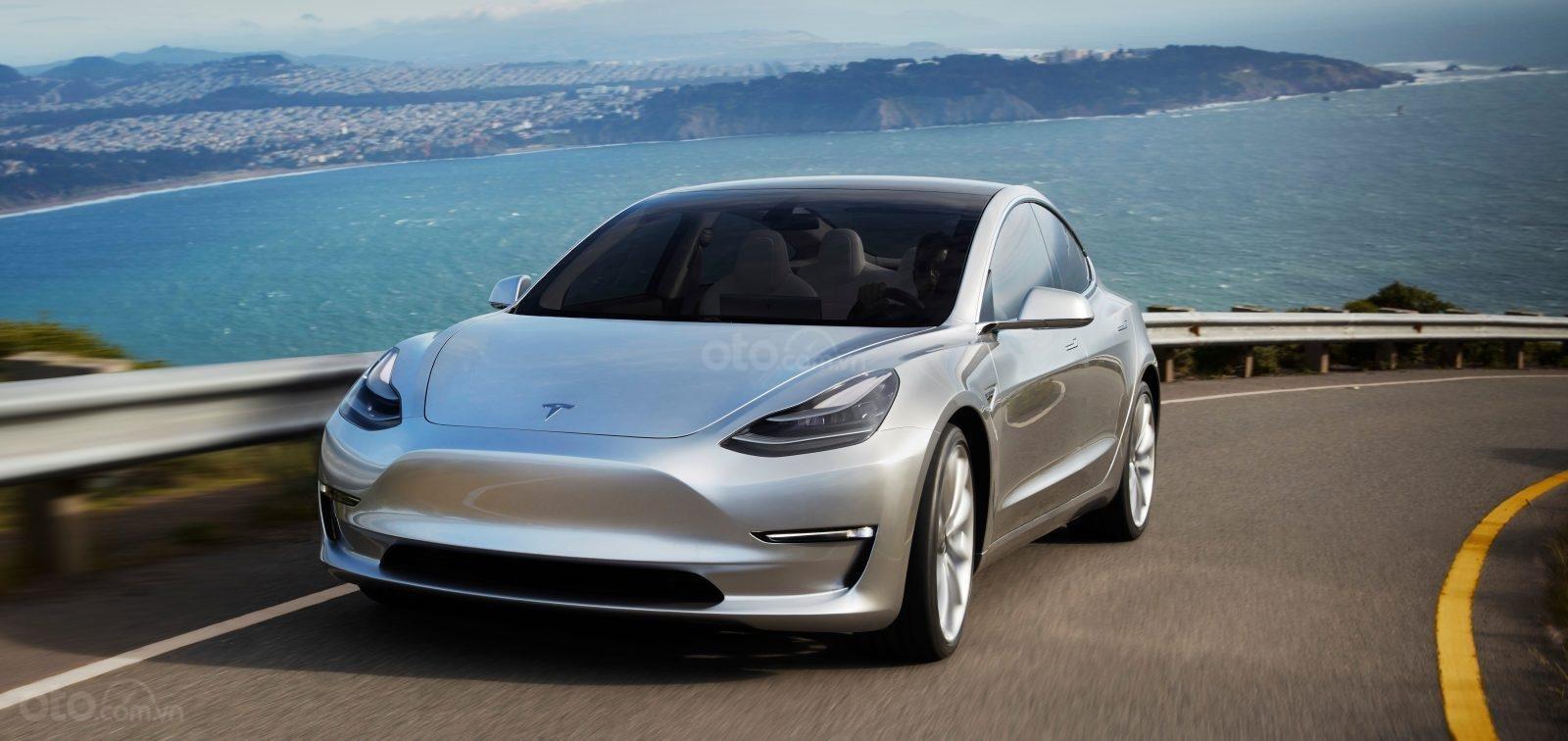 Tesla Model 3 2019.