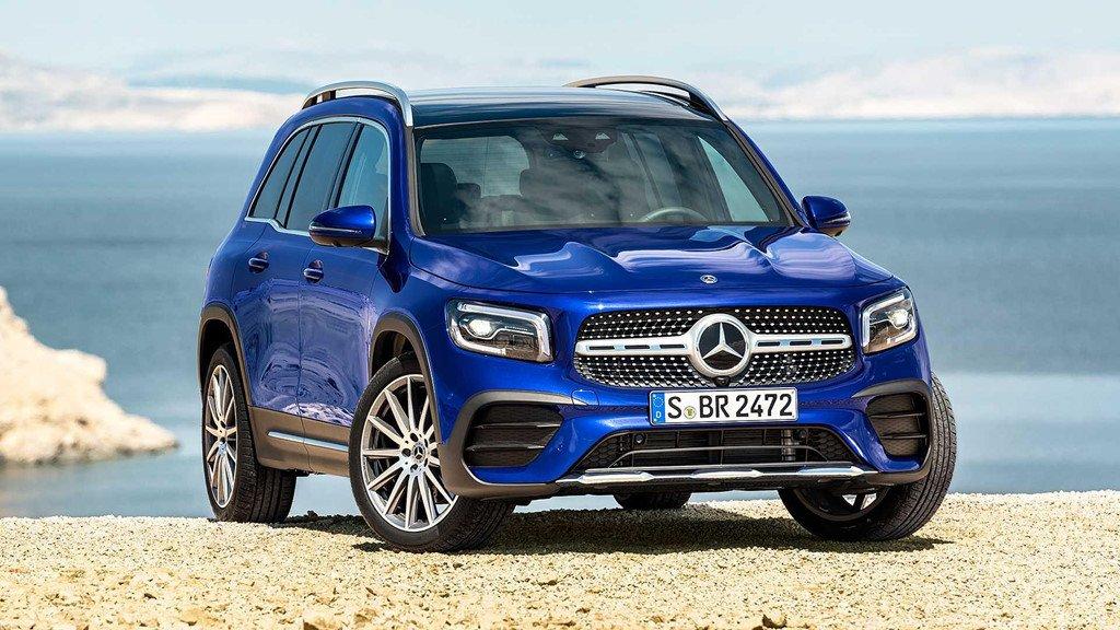 Mercedes-Benz GLB 2020 chốt giá từ 42.293 USD, mở bán tại châu Âu vào cuối năm a1