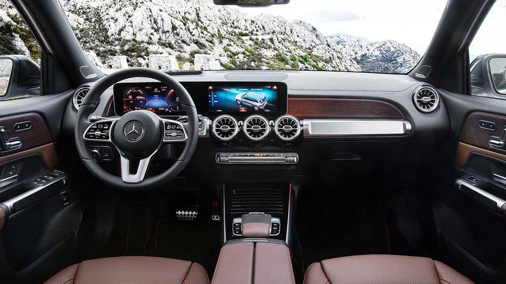 Mercedes-Benz GLB 2020 chốt giá từ 42.293 USD, mở bán tại châu Âu vào cuối năm a3
