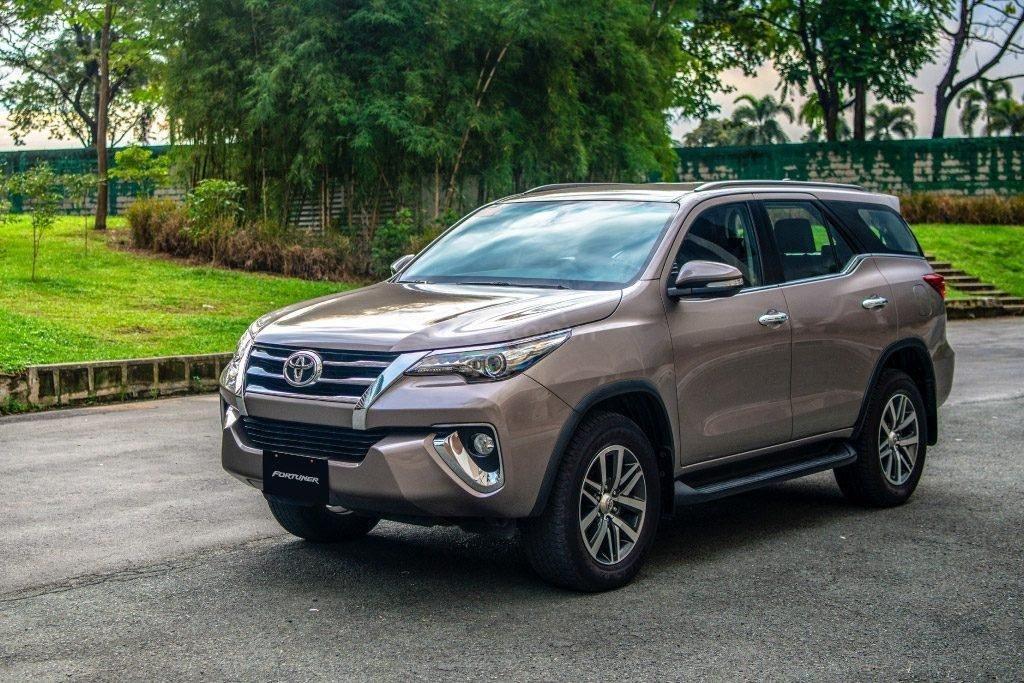 Toyota Fortuner, Mitsubishi Pajero Sport và Ford Everest: Xe nào vận hành tốt? a2