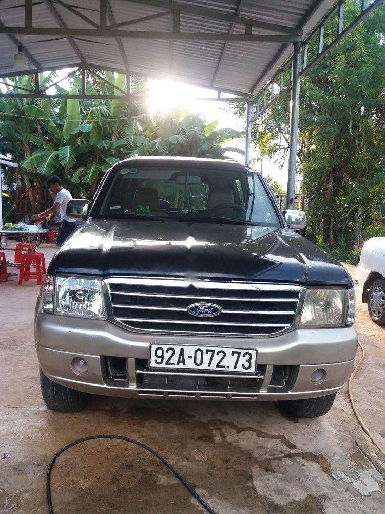 Bán Ford Everest sản xuất 2007, nhập khẩu -0