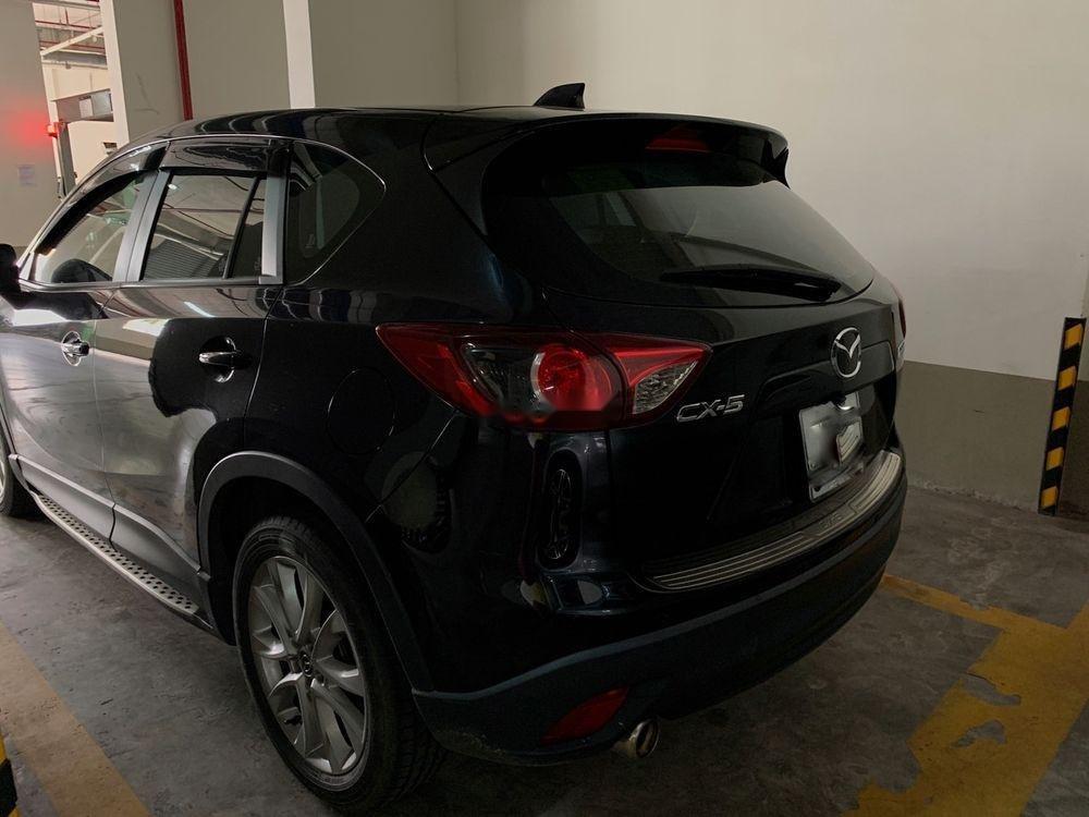 Bán Mazda CX 5 2015, màu đen, nhập khẩu còn mới-1