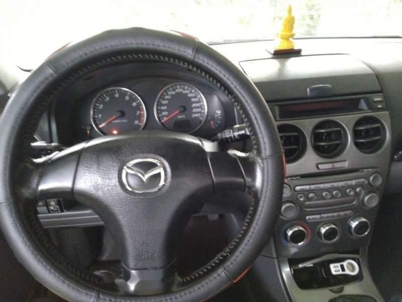 Bán ô tô Mazda 6 năm 2003, màu vàng, giá chỉ 310 triệu-4