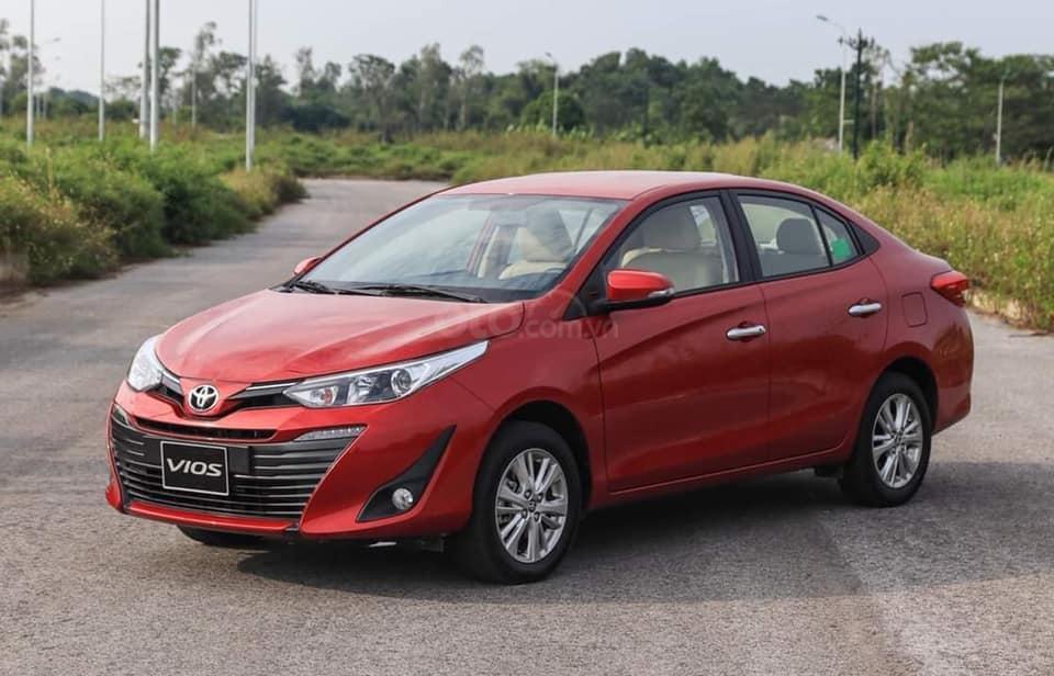Bán Toyota Vios giá cực sốc, giao xe ngay. Hỗ trợ vay góp đến 85%-0