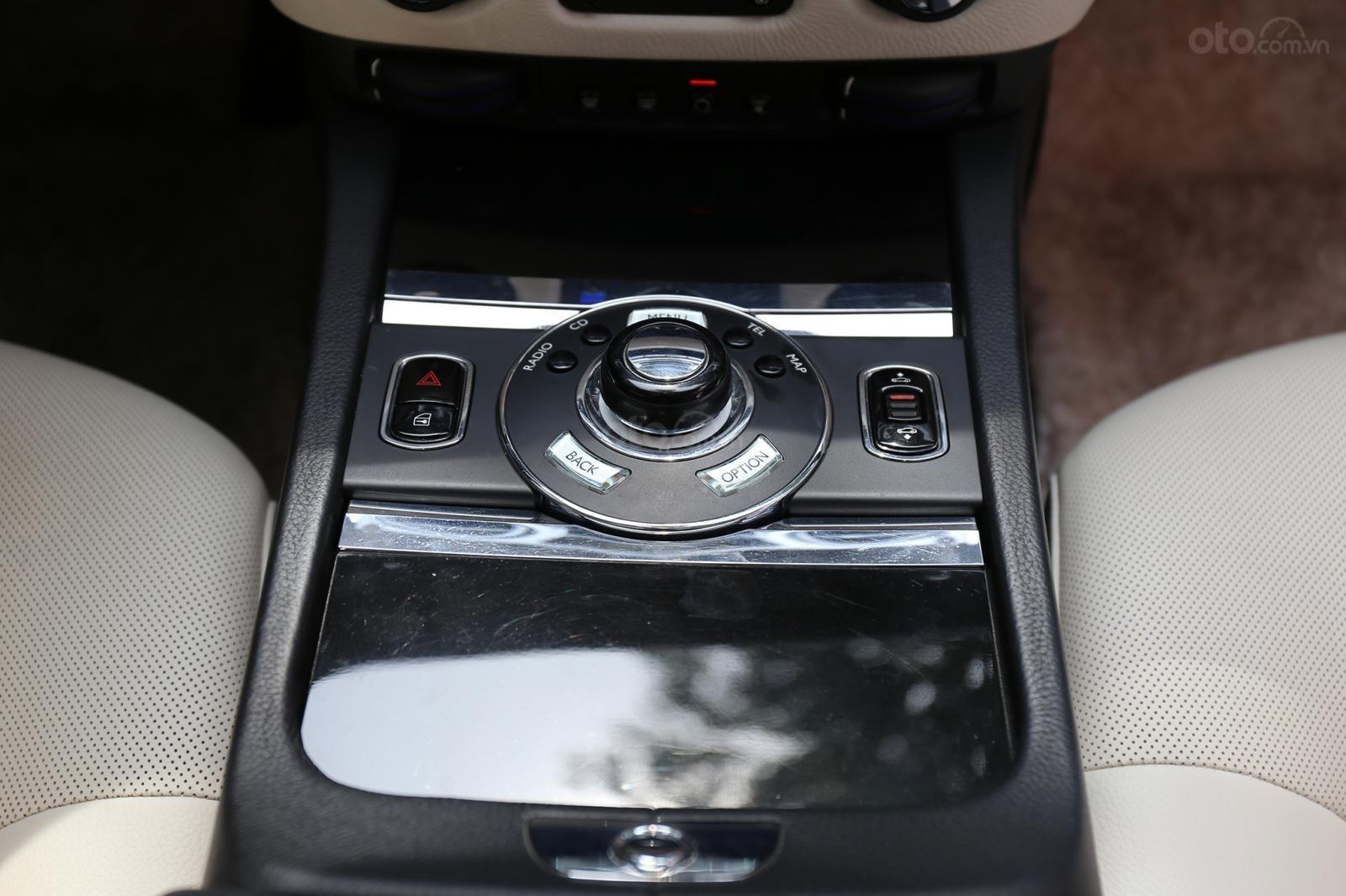 Bán Rolls-Royce Ghost Series I đời 2011, màu đen, xe nhập (15)